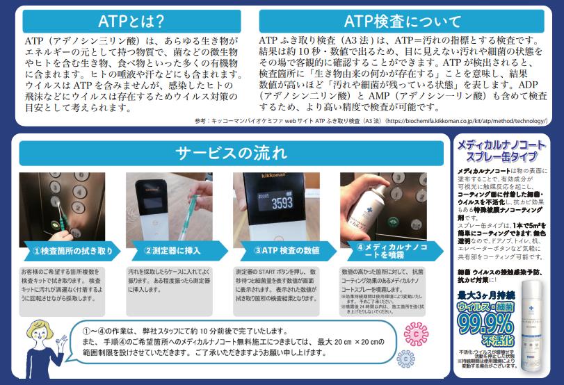 ATP検査詳細